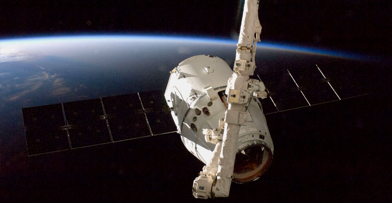 SANSA and the Department of Science and Technology: Sightings in Space Science